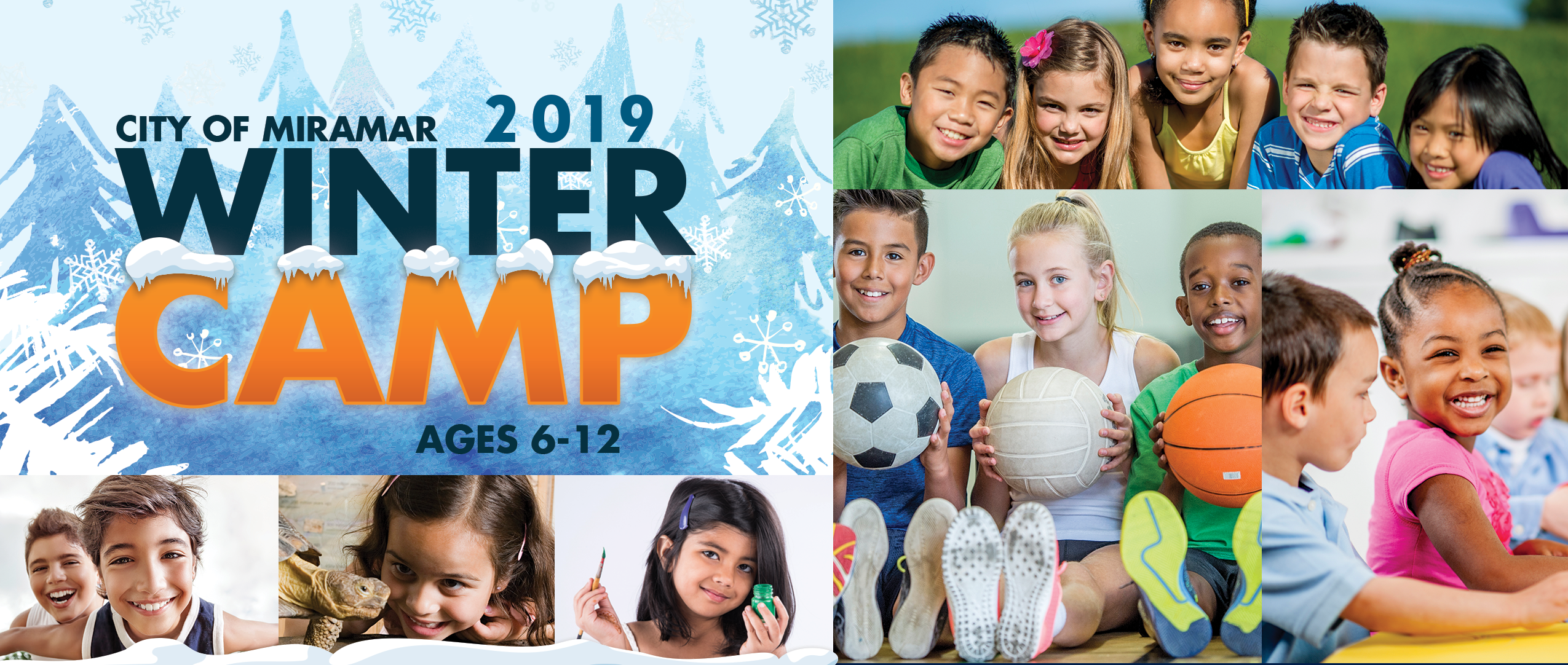 Winter Camp 2019 City of Miramar