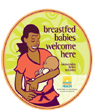 breastfeeding friendly logo
