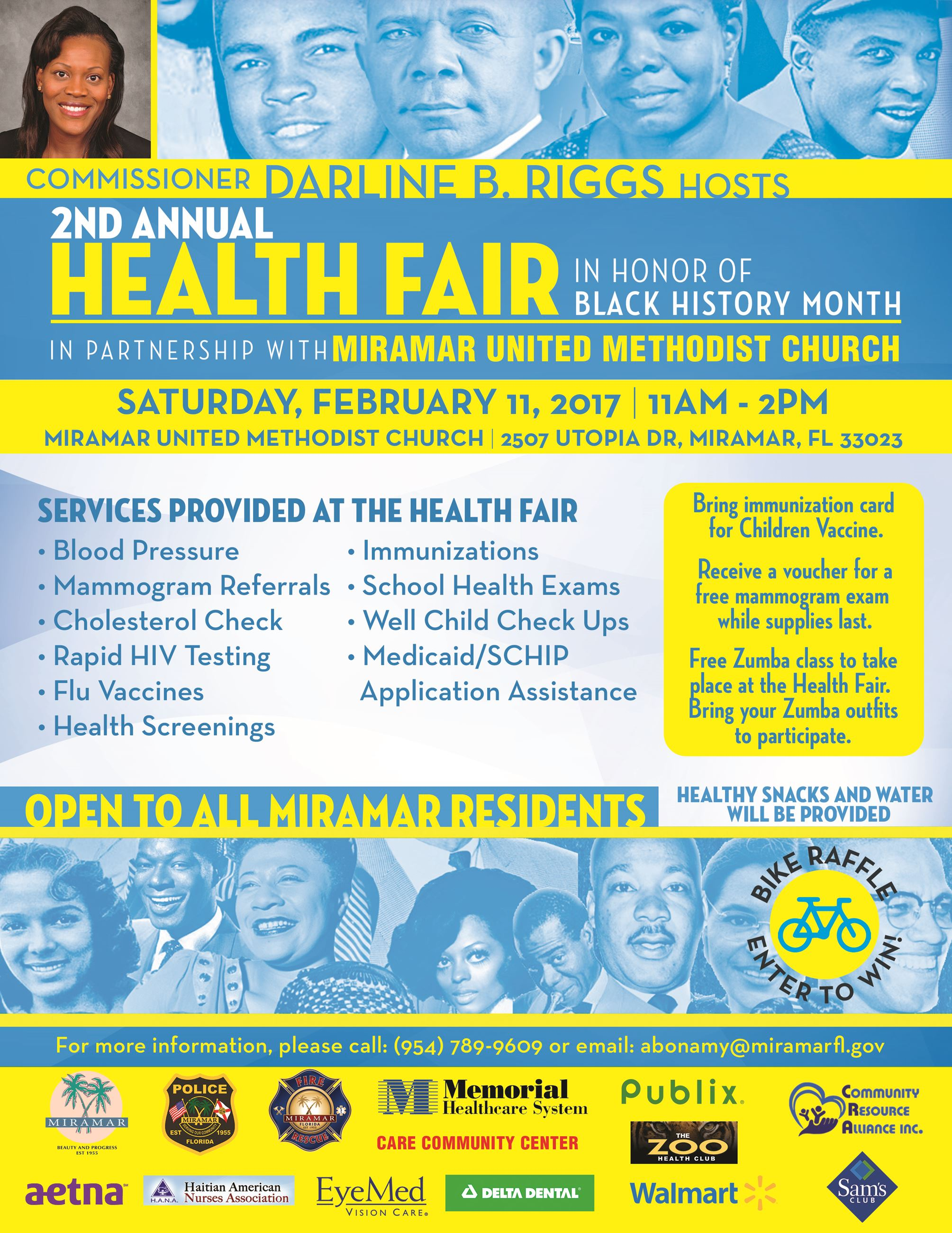 Health Fair Flyer2.0