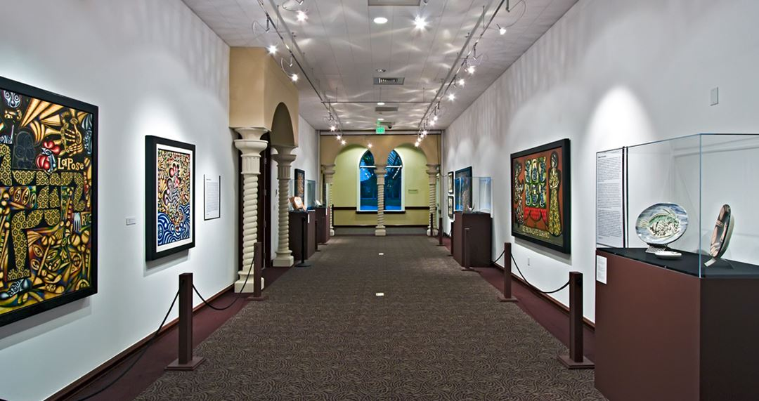 Ansin Family Art Gallery