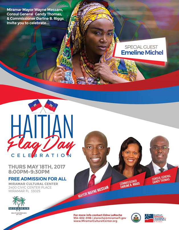 Haitian Day Celebration 2017