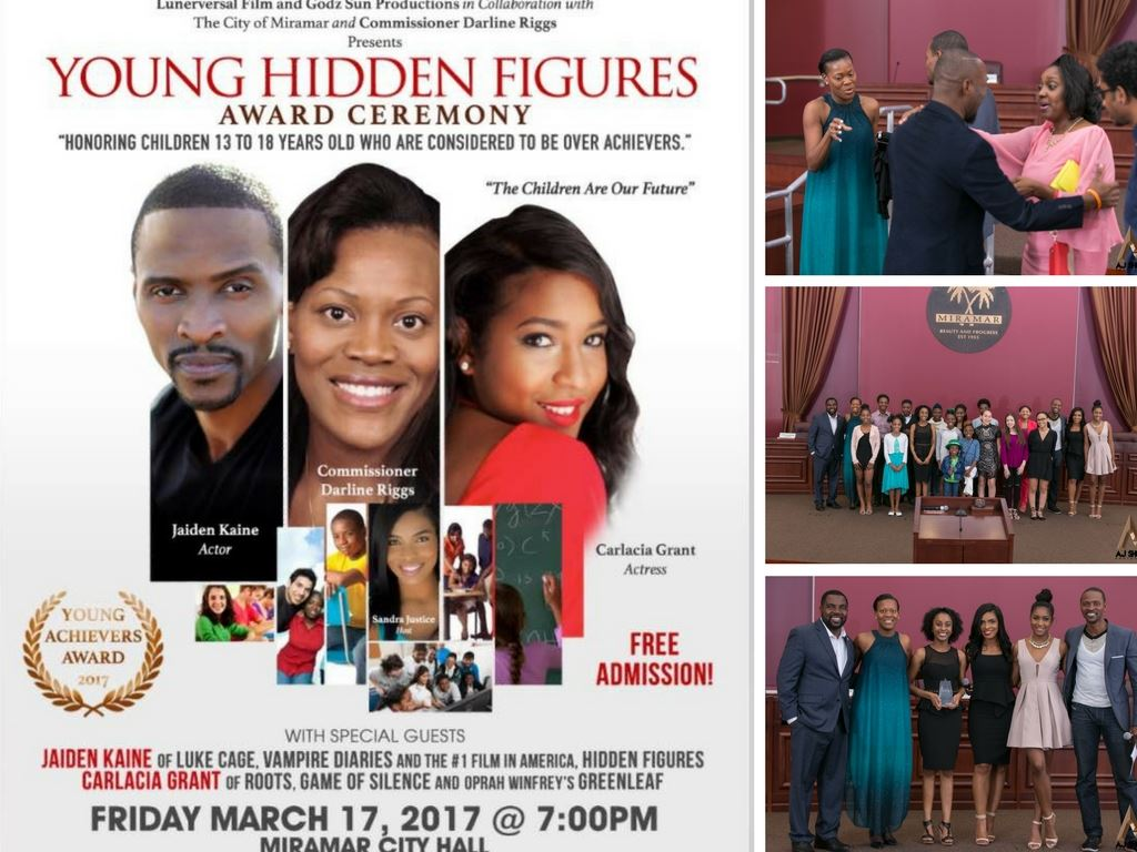 2017 Hidden Figures Award Ceremony