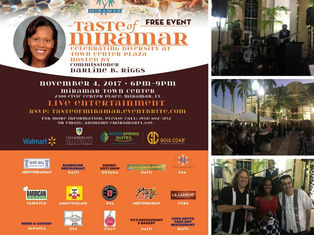 2017 Taste of Miramar